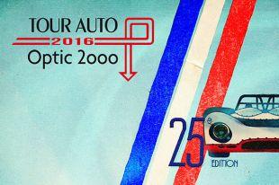 Diaporama : Tour Auto 2016