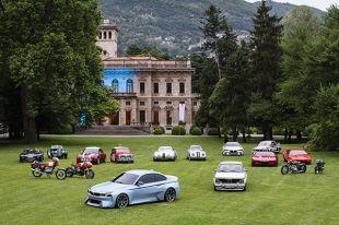 Diaporama Concours d'élégance de la Villa d'Este 2016