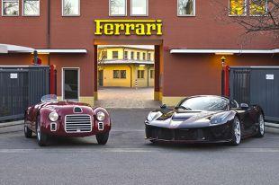 Diaporama 70 ans Ferrari