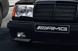 Diaporama Mercedes-AMG : 50 ans de performance