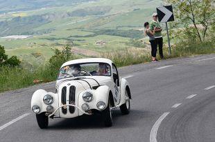 Diaporama Mille Miglia : un musée automobile roulant