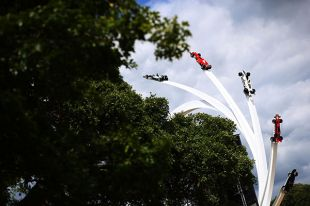 Diaporama Goodwood Festival of Speed 2017