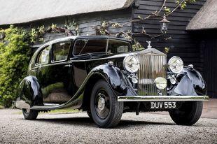 Diaporama La saga des Rolls-Royce Phantom