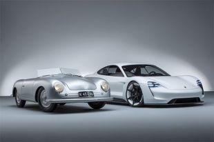 Diaporama Porsche, 70 ans de légende