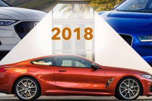 Diaporama Les nouveautés marquantes de 2018