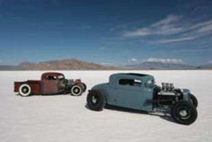 Diaporama : Bonneville Speed Week 2009