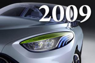 Diaporama : Retrospective 2009 : un univers automobile chamboulé