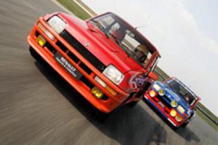 Diaporama : Les trente ans de la R5 Turbo