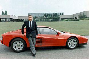 Diaporama : Hommage à Sergio Pininfarina