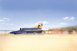Diaporama : Records de vitesse, objectif 1 600 km/h !