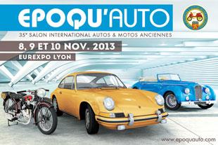 Diaporama : Salon Epoqu'Auto 2013