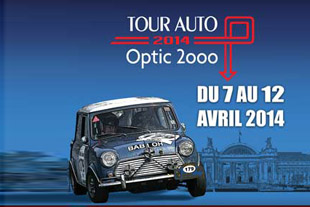 Diaporama : Tour Auto 2014