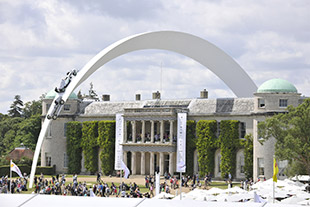 Diaporama : Goodwood Festival of Speed 2014