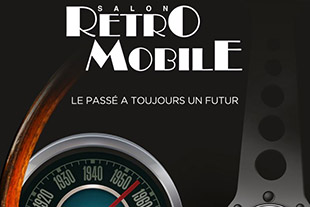 Diaporama : Rétromobile 2015