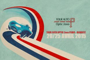 Diaporama : Tour Auto 2015