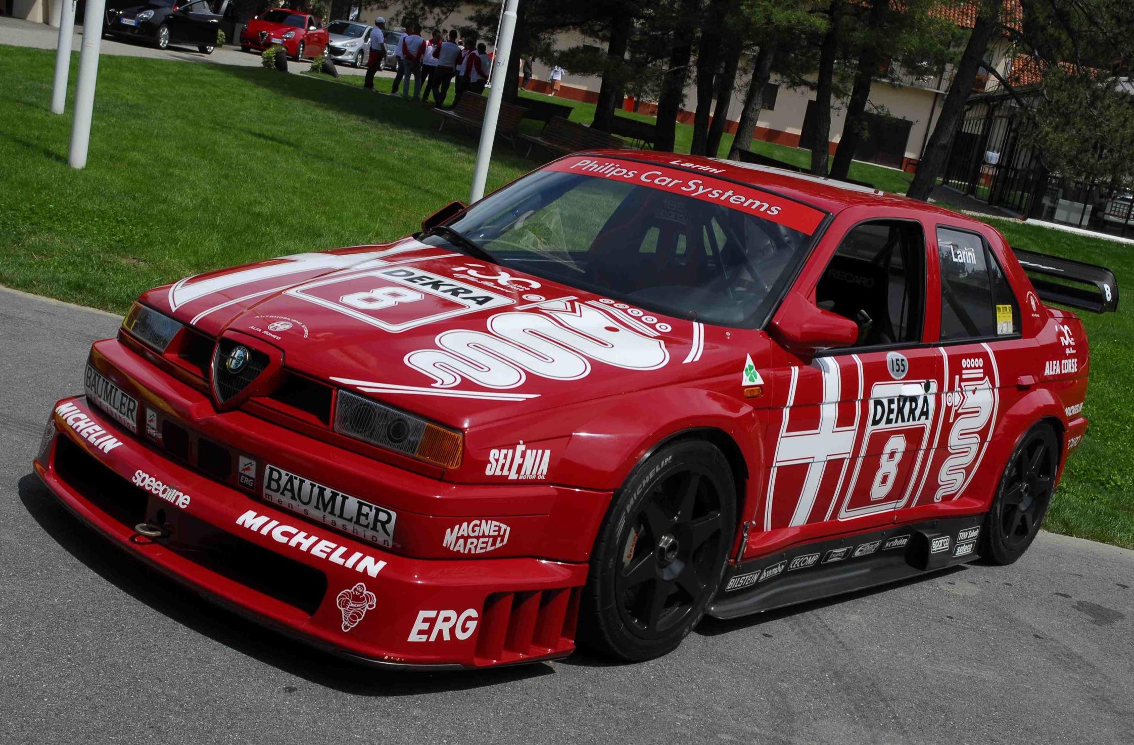 Alfa romeo ti sport for sale