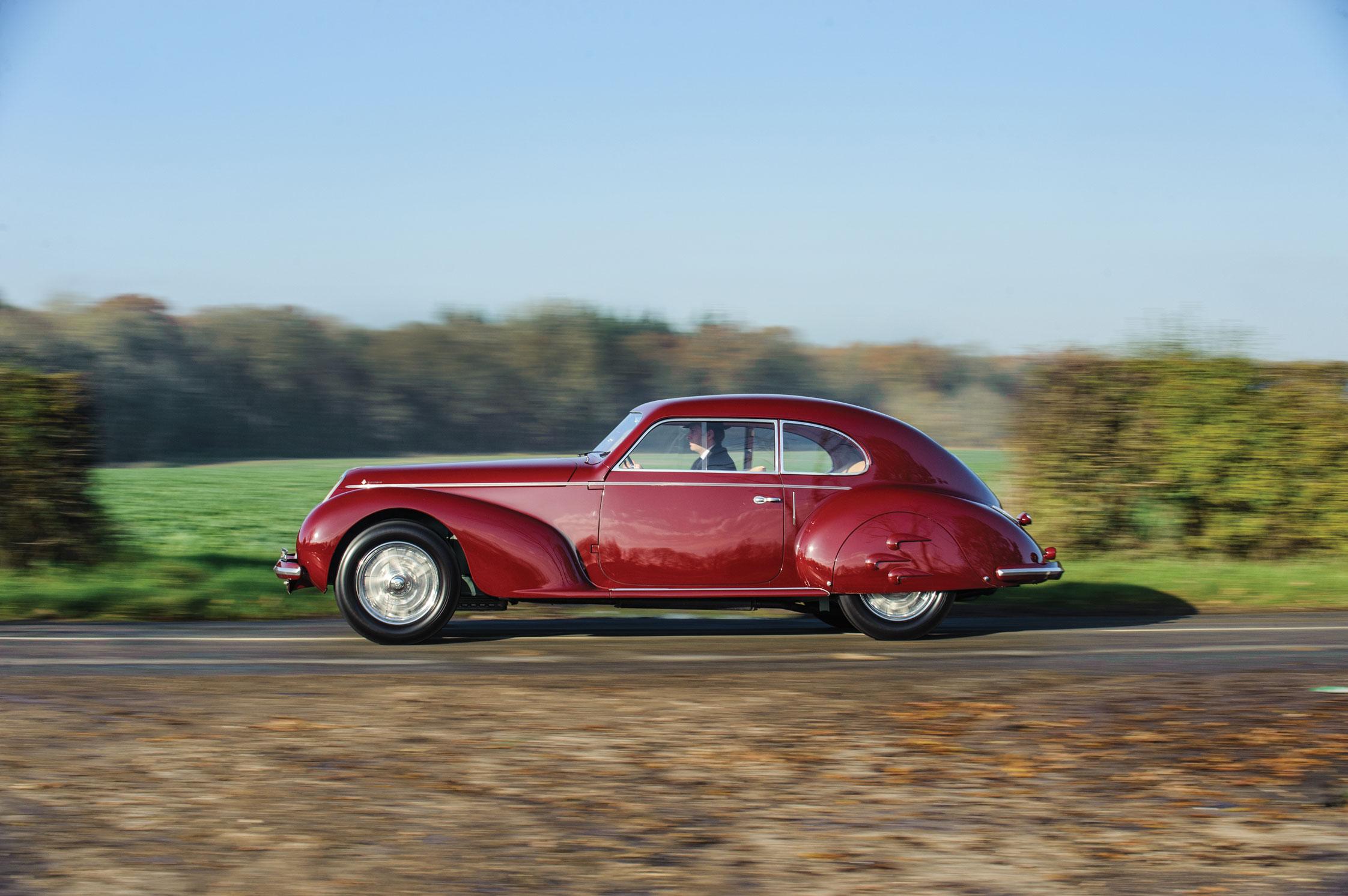 Photo Alfa Romeo 6c 2500 Ss Touring Coup 233 1939