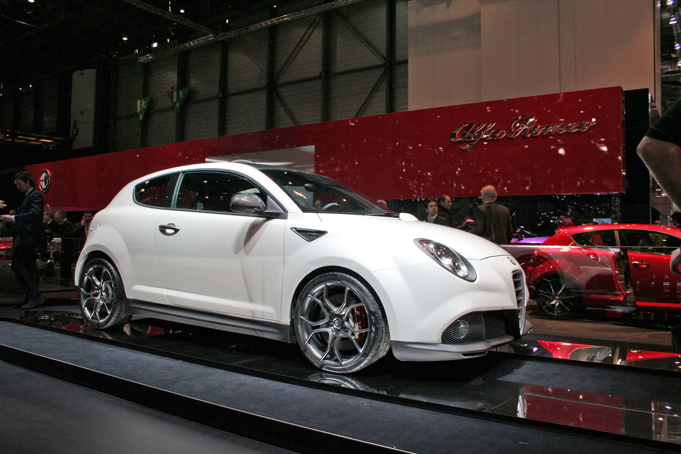 Photo alfa romeo mito gta concept salon de gen ve 2009 m diatheque - Concept salon de the ...