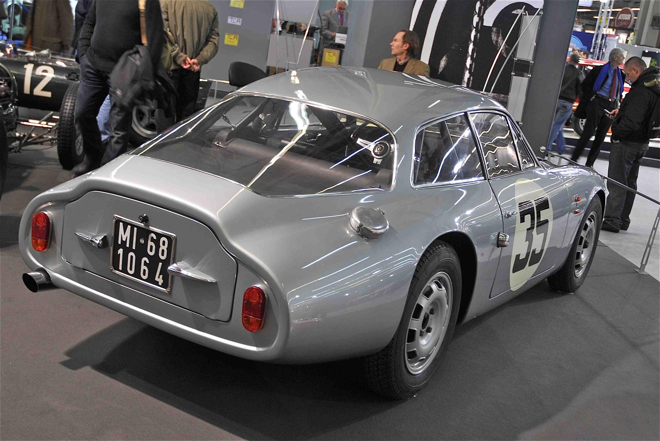 Alfa Romeo Sprint Zagato