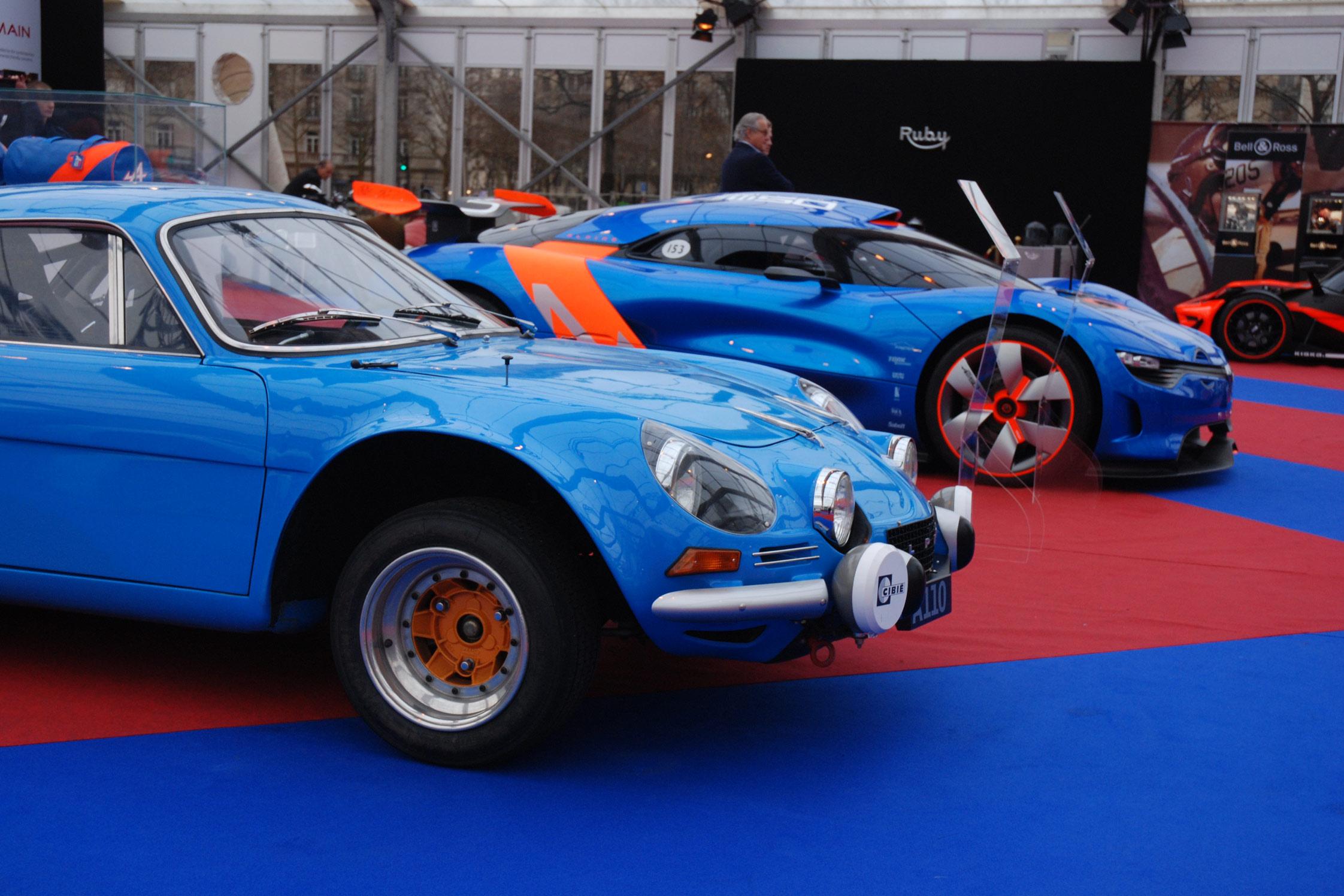 Photo Alpine A110 50 Concept Concept Car 2012