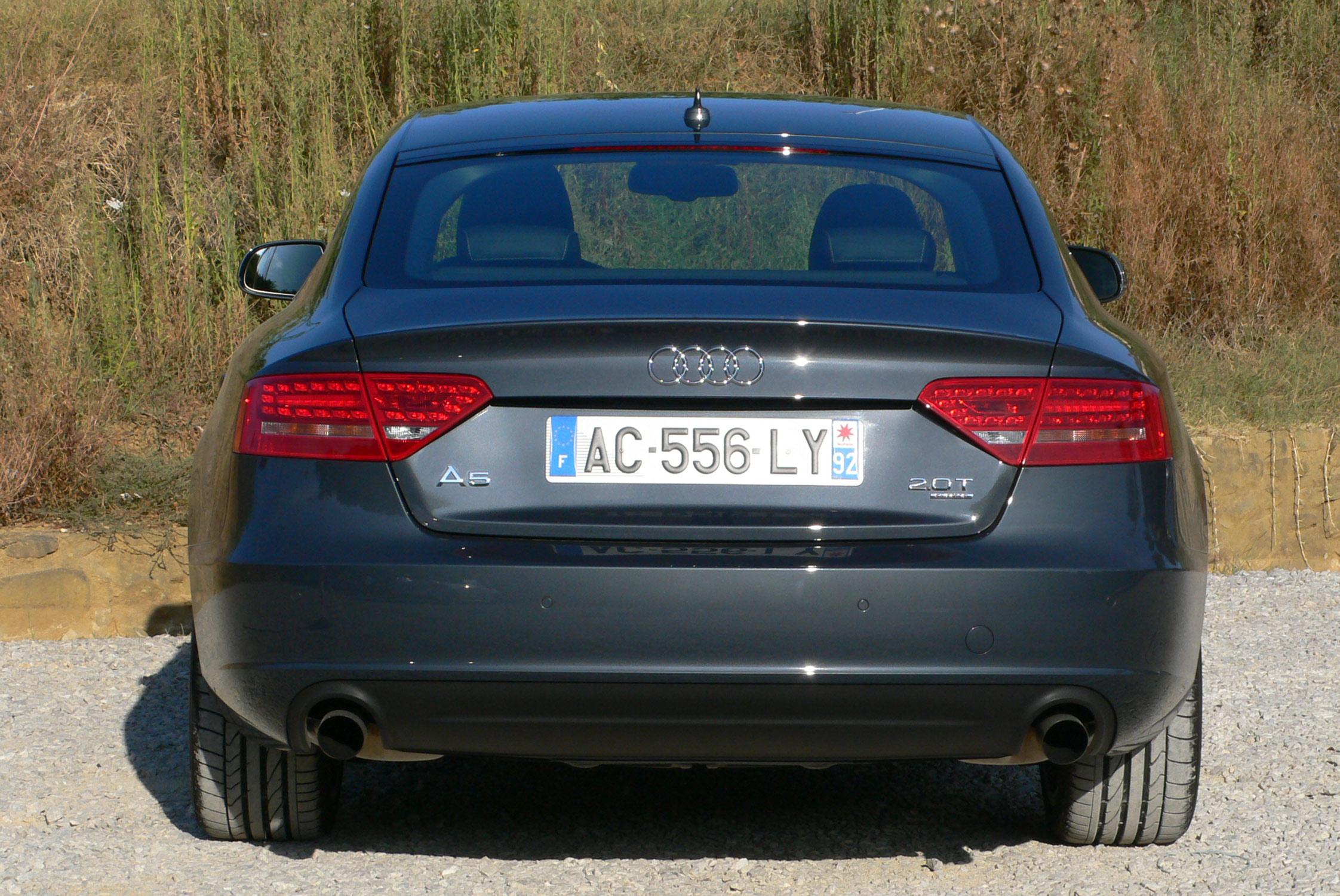 Image Result For Audi A Sportback Quattro Avis
