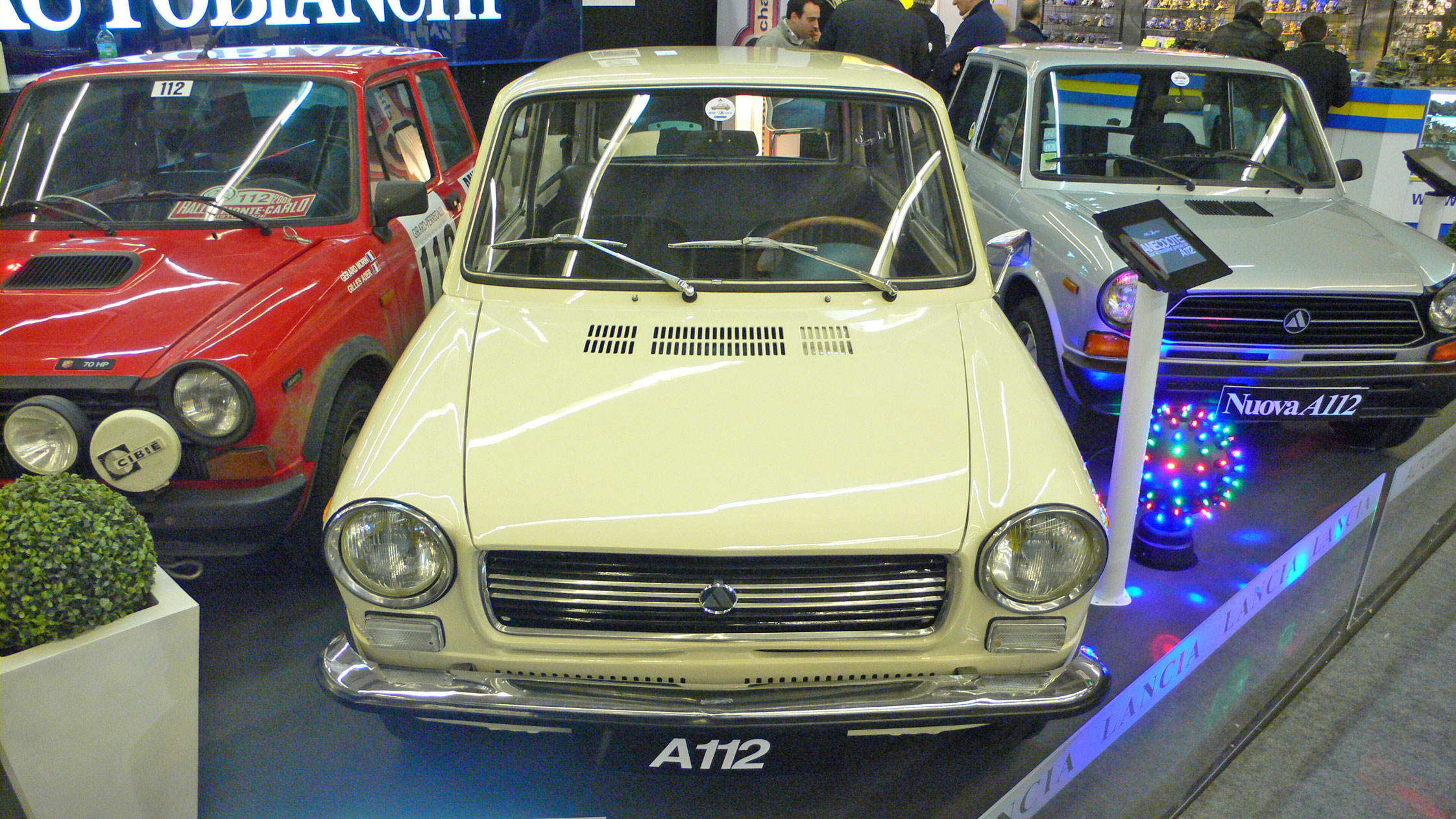 Photo AUTOBIANCHI A112 coupé