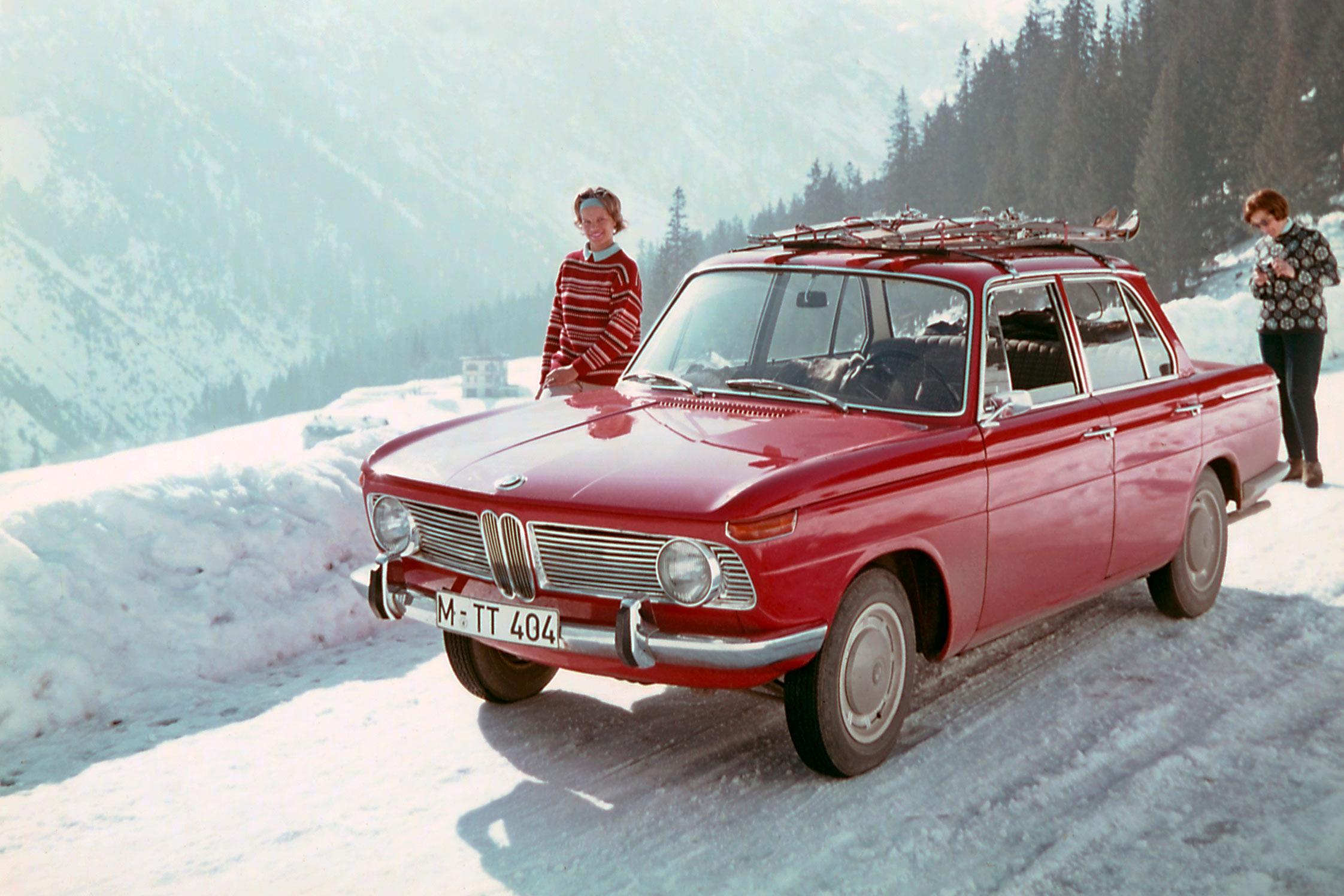 BMW 1500 (1961) - BMW : 100 ans d'aventure - diaporama ...