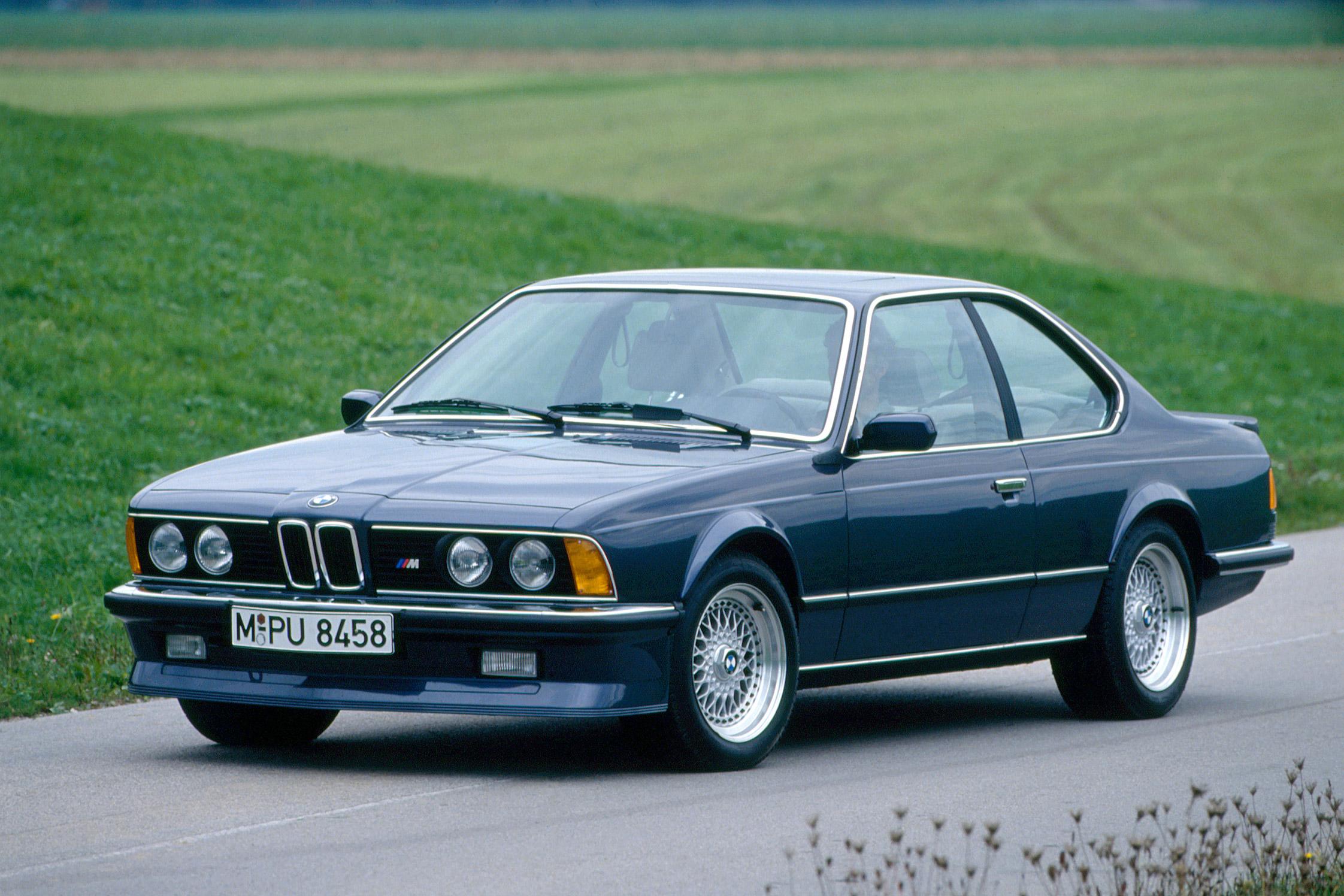 BMW M635CSi - BMW Motorsport fête ses 40 ans - diaporama ...