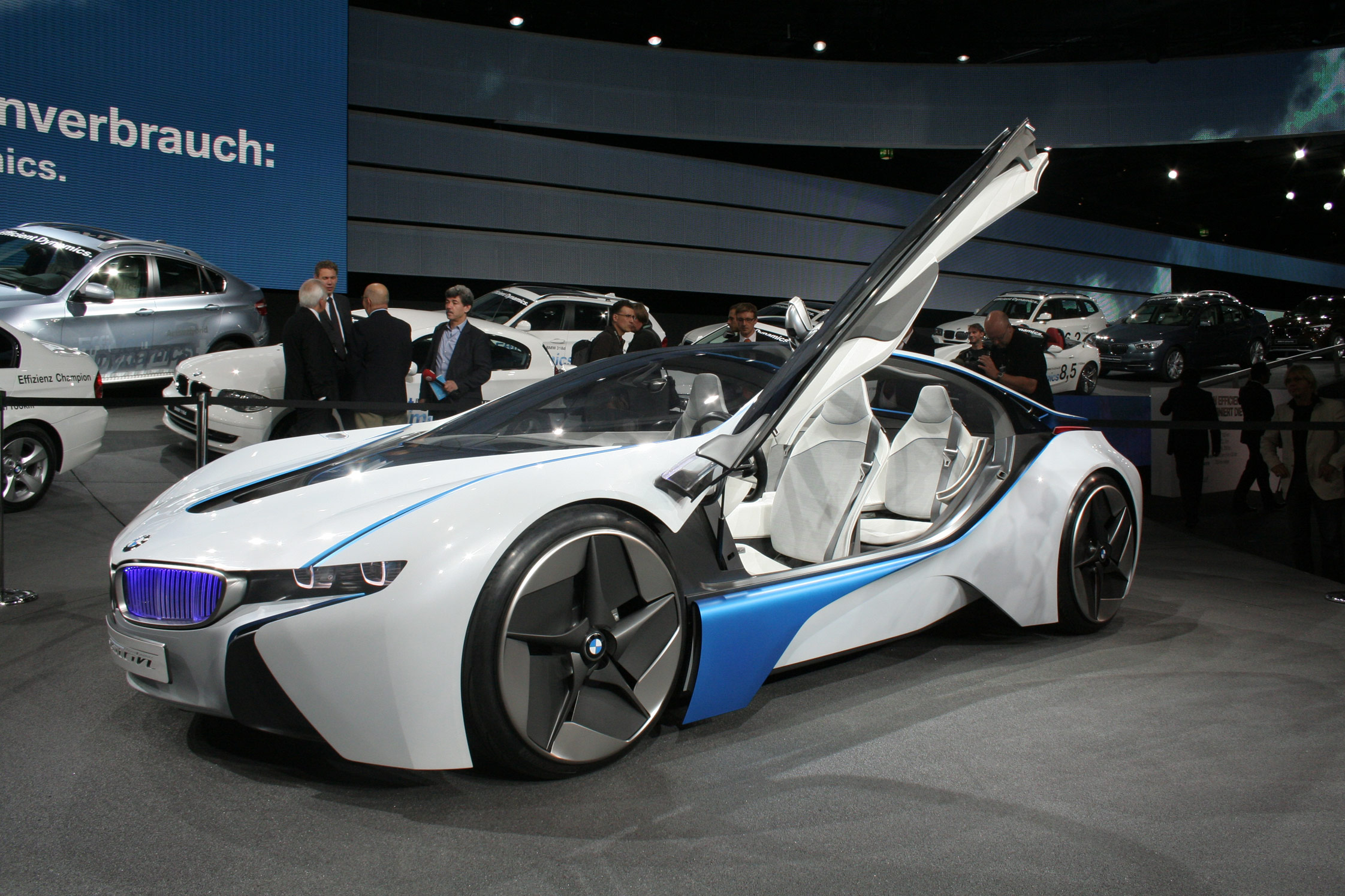 Bmw X3 Efficientdynamics Concept (50 Images) - HD Car Wallpaper
