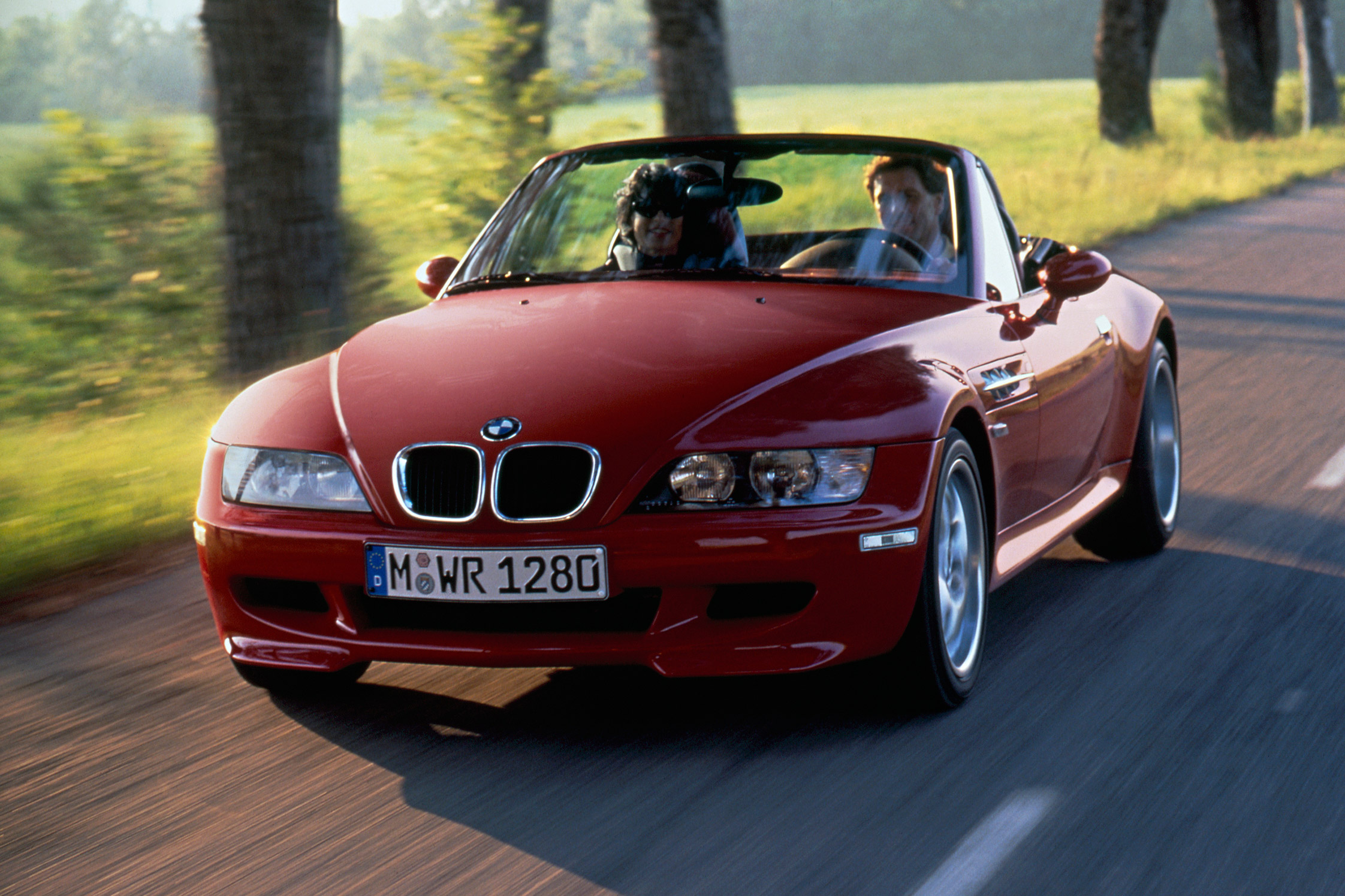 Photo Bmw Z3 E36 Roadster M 325ch Cabriolet 1997