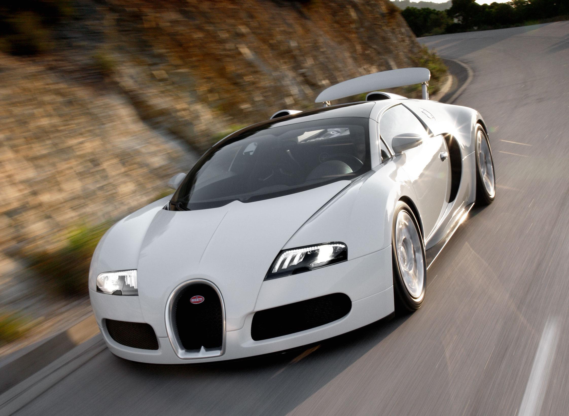 photo bugatti veyron 16 4 grand sport cabriolet 2009. Black Bedroom Furniture Sets. Home Design Ideas