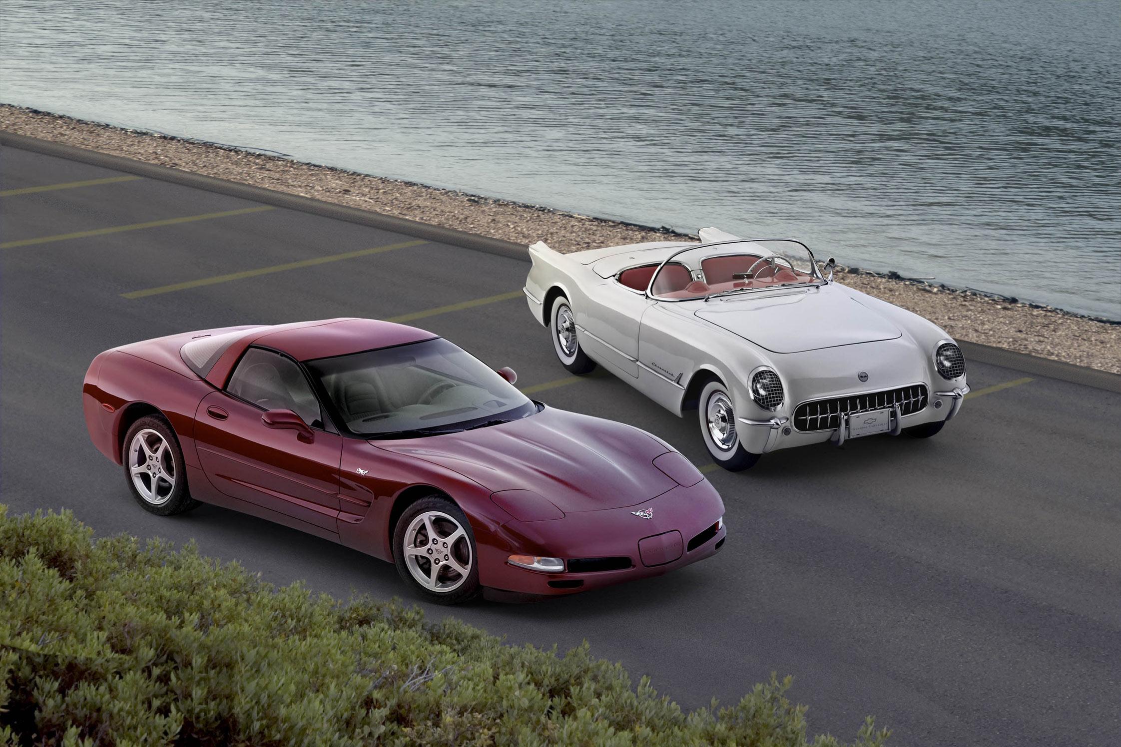 Corvette c1 et c5 50th anniversary les 100 ans de chevrolet diaporama photo - Diaporama anniversaire 18 ans ...