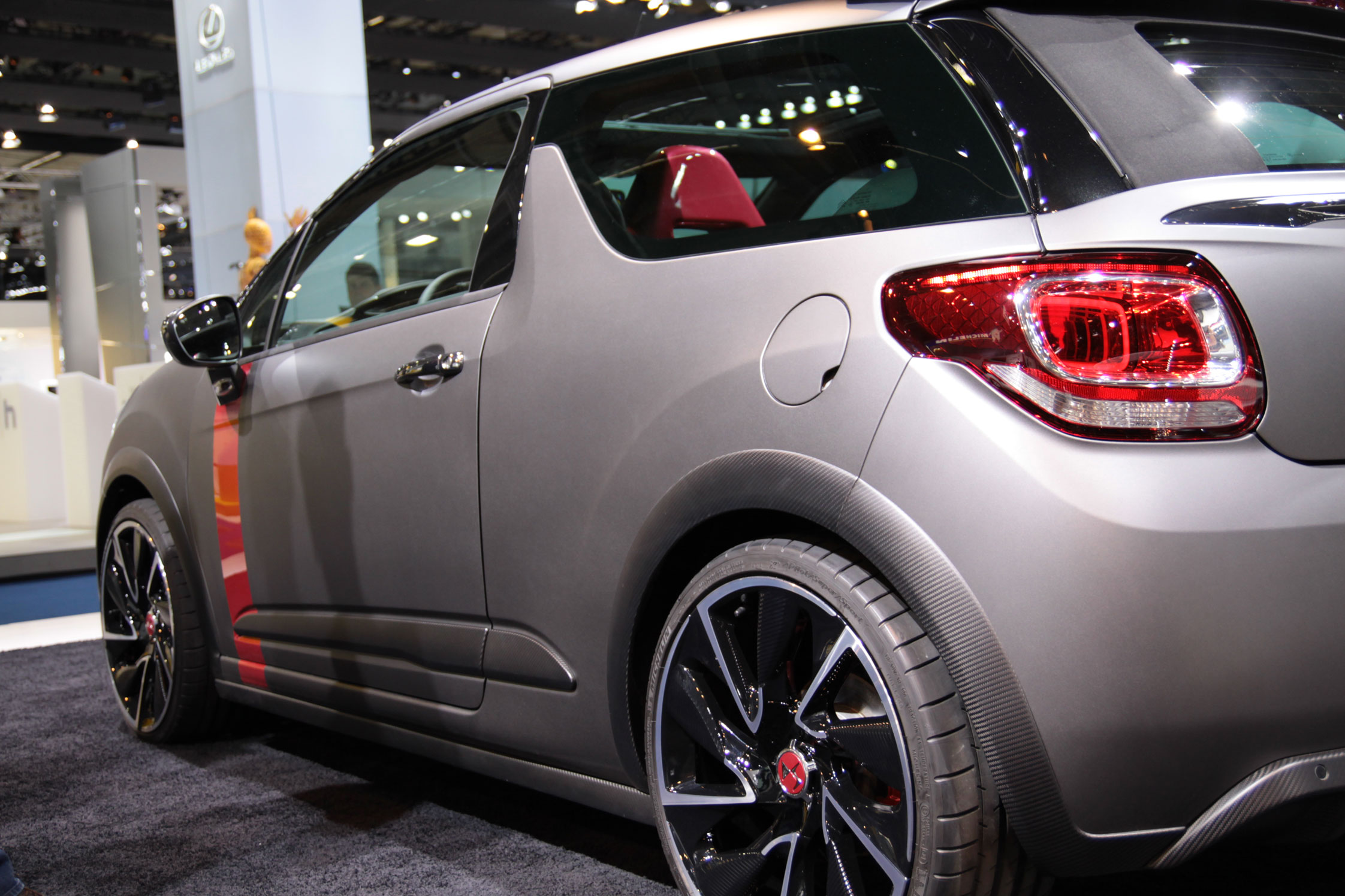 photo citroen ds3 cabrio racing cabriolet 2013 m diatheque. Black Bedroom Furniture Sets. Home Design Ideas
