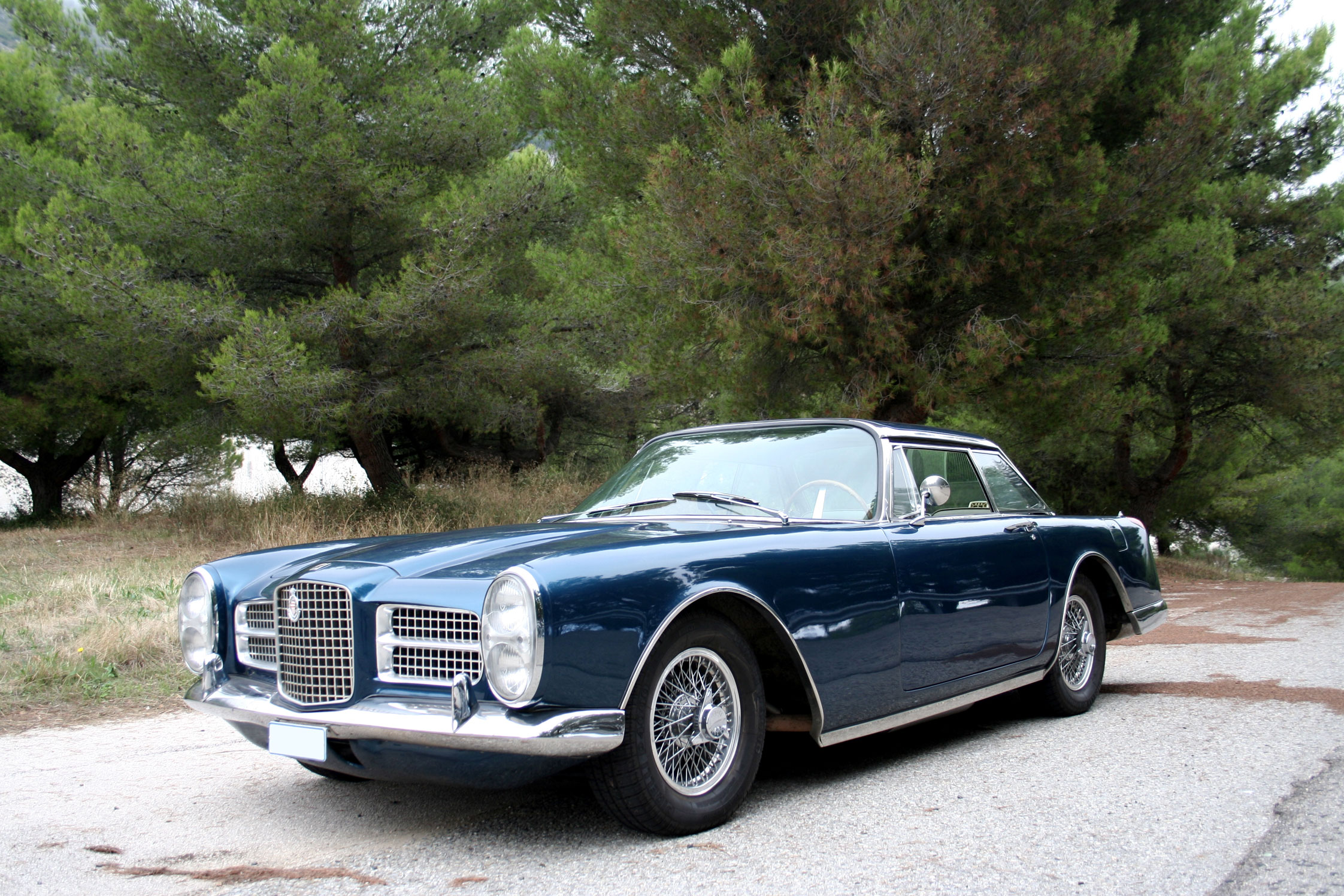Photo Facel Vega Facel Ii M 233 Diatheque Motorlegend Com
