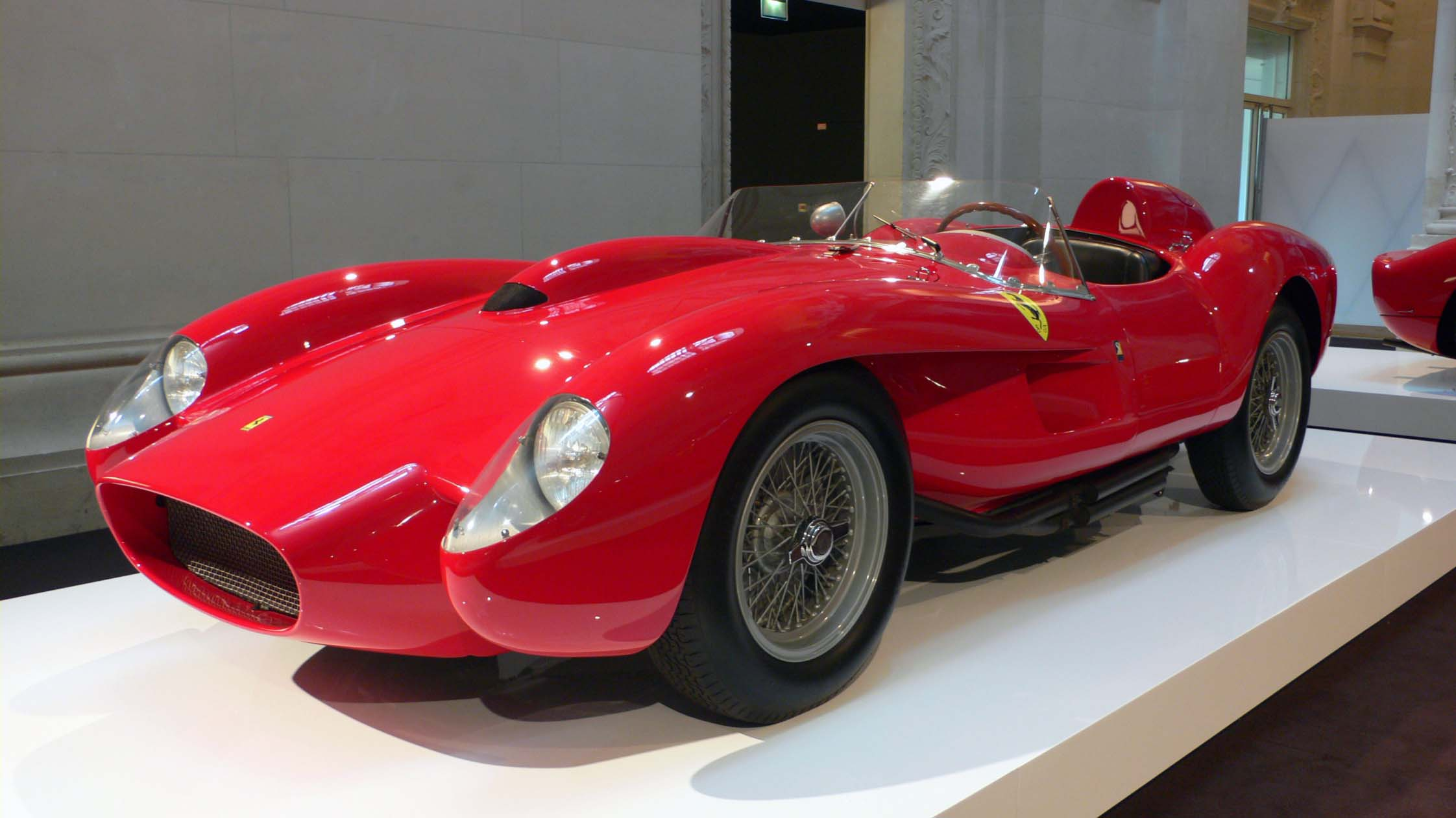 Ferrari 250 Testa Rossa 1958 Collection Ralph Lauren Aux