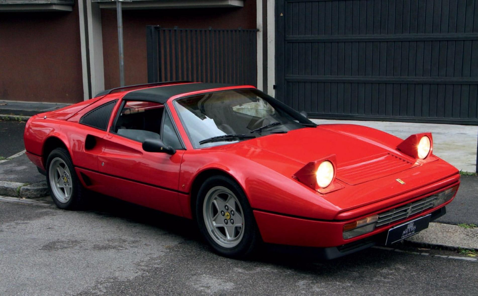 Photo Ferrari 308 Gts Turbo Targa 1987 M 233 Diatheque