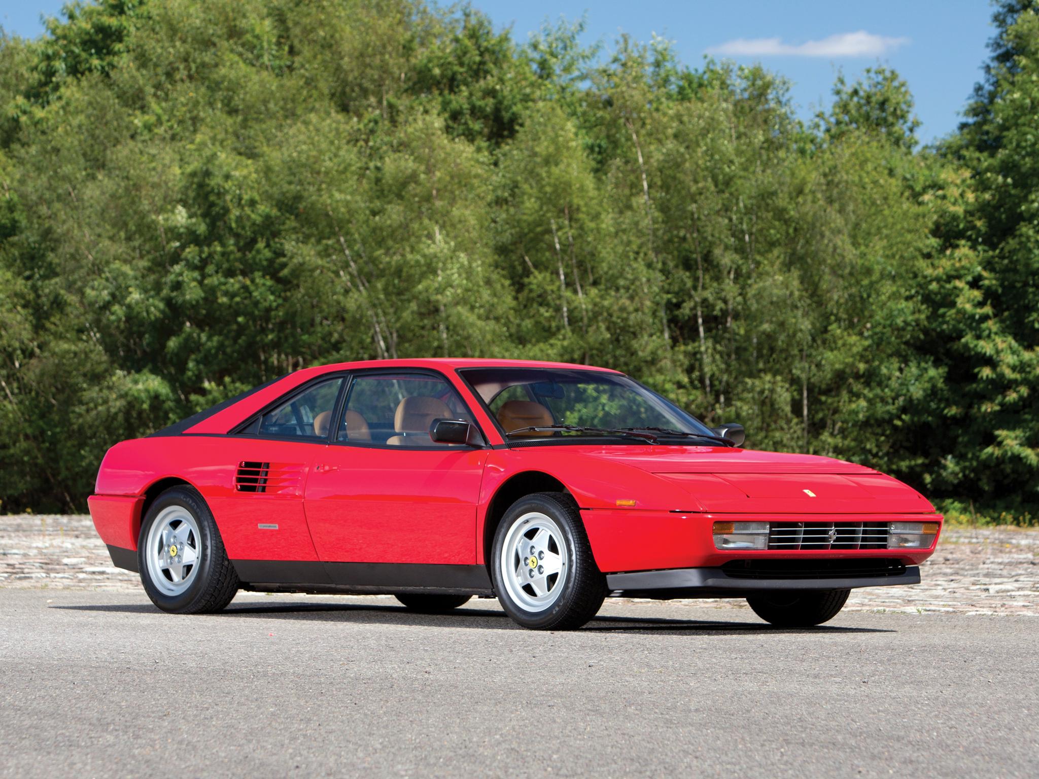 ferrari-mondial-t-3-4l-86592 Marvelous Photo Ferrari Mondial 8 Quattrovalvole Rouge Occasion Cars Trend