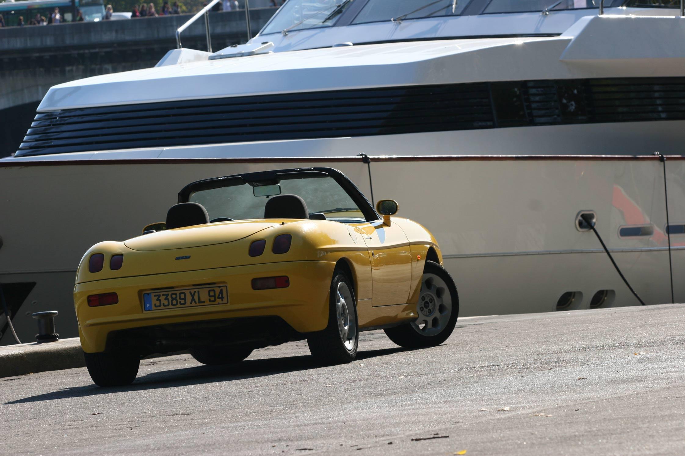photo fiat barchetta 1 8 16s 130 ch cabriolet 1995 m diatheque. Black Bedroom Furniture Sets. Home Design Ideas