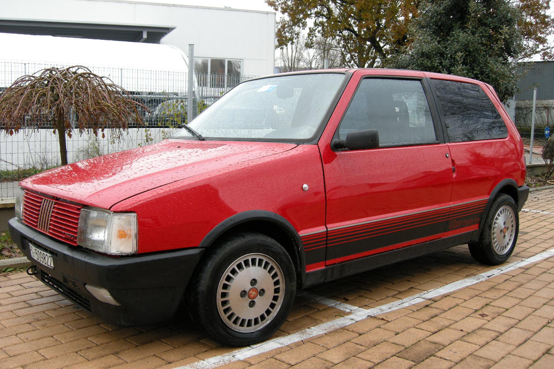 fiat uno turbo ie (1985) - gti et compagnie : retour sur plus de