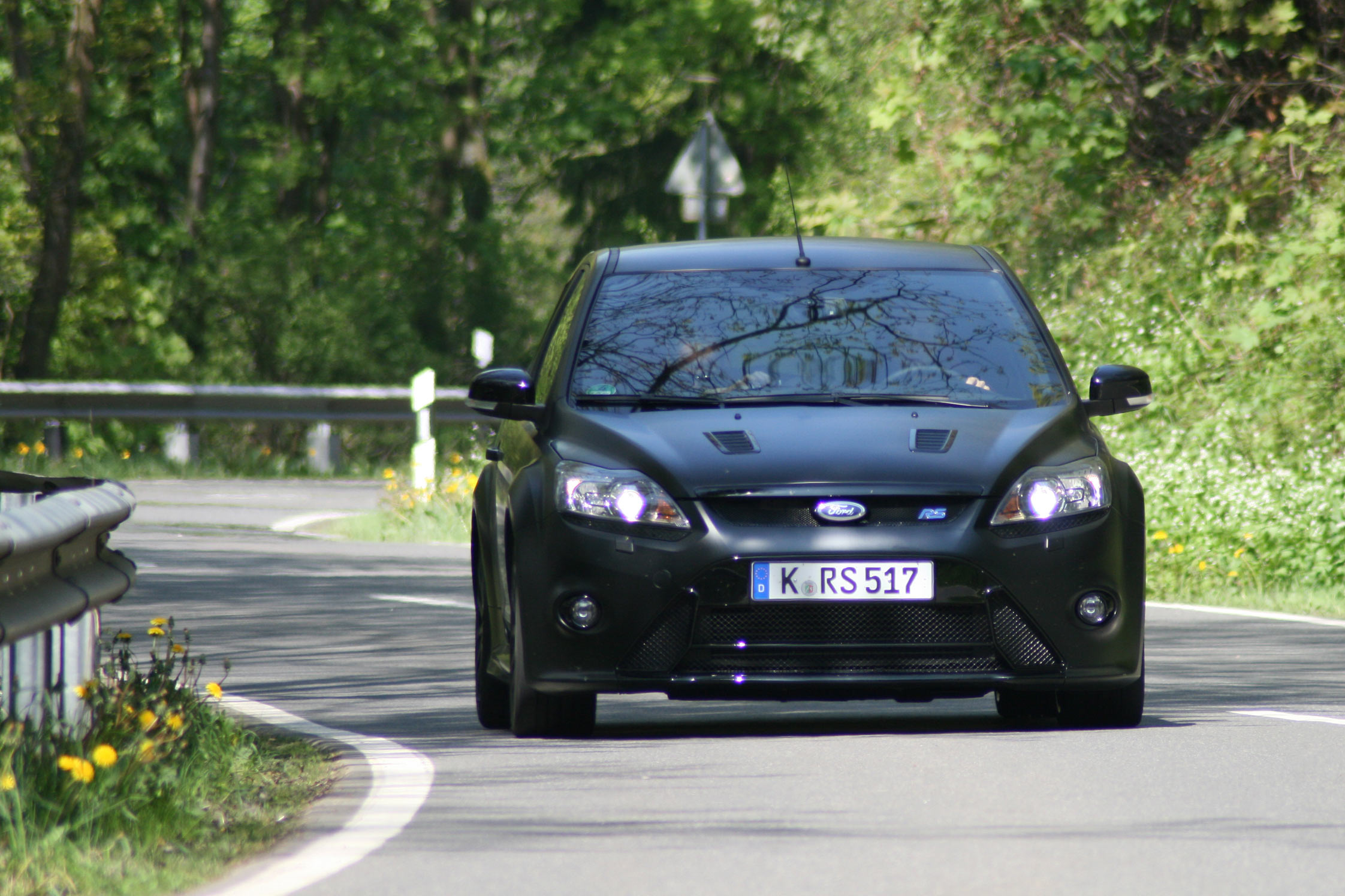 photo ford focus ii rs500 2 5 t coup 2010 m diatheque. Black Bedroom Furniture Sets. Home Design Ideas