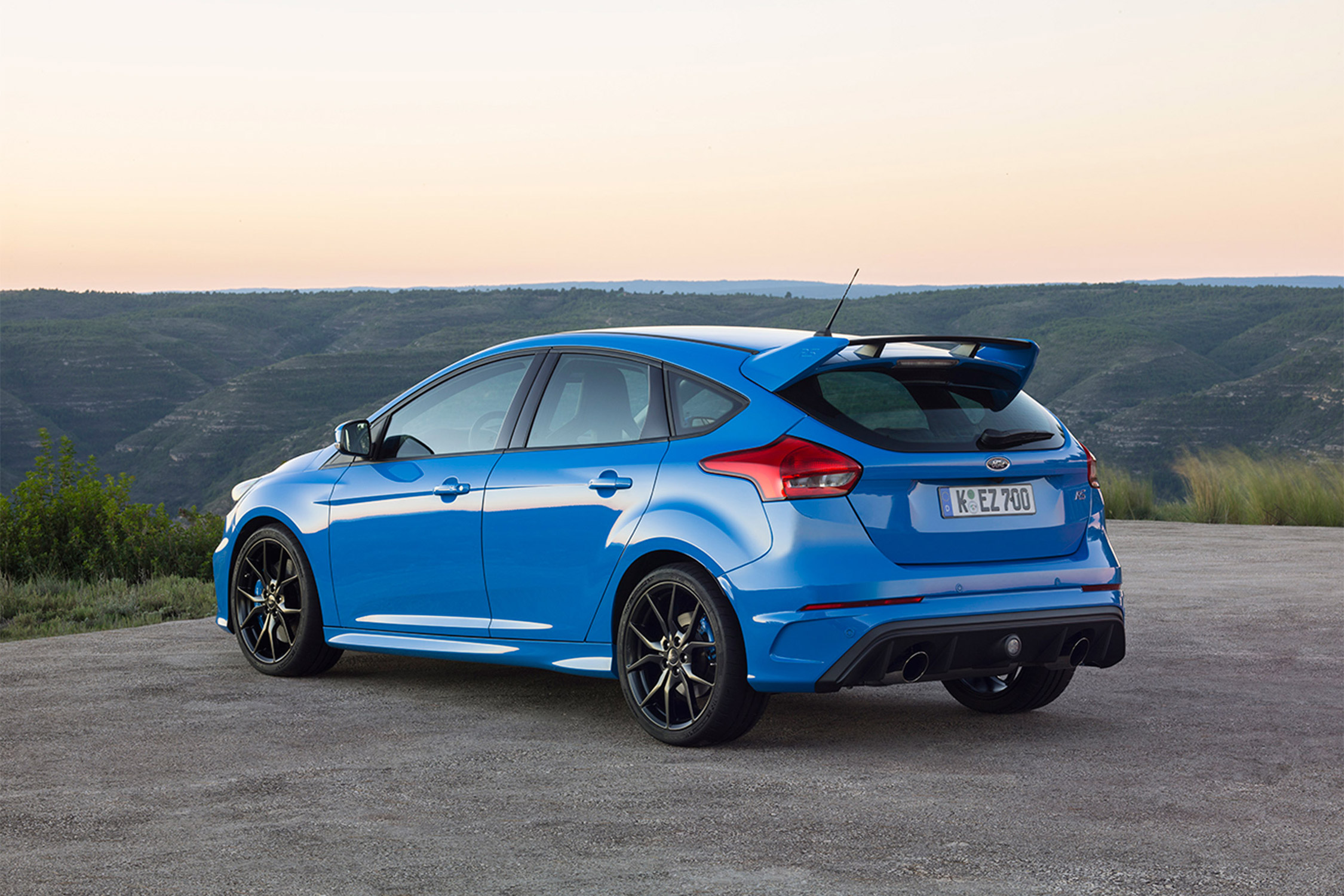 photo ford focus iii rs berline 2016 m diatheque. Black Bedroom Furniture Sets. Home Design Ideas