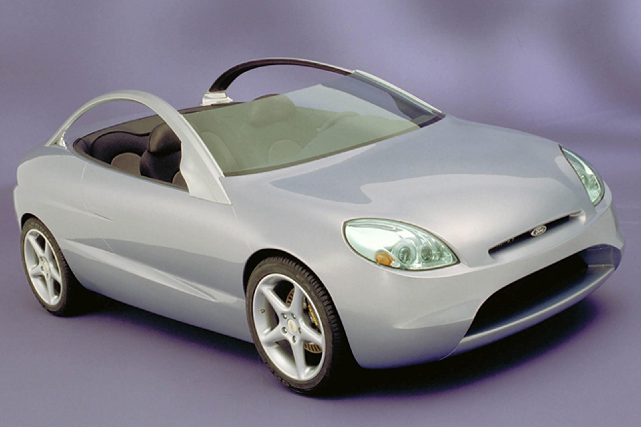 photo ghia lynx concept concept car 1996 m diatheque. Black Bedroom Furniture Sets. Home Design Ideas