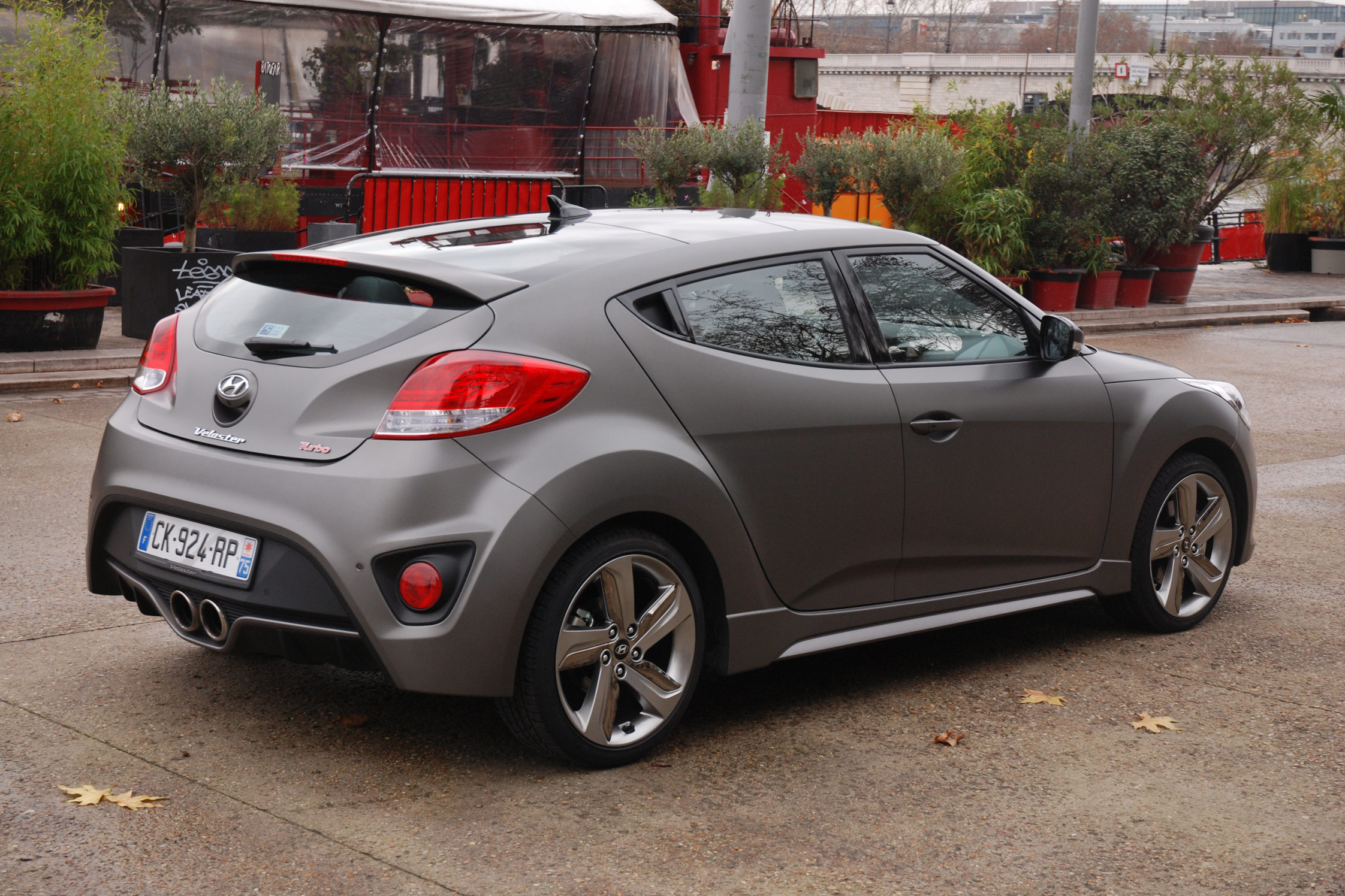 photo hyundai veloster turbo coup 2012 m diatheque. Black Bedroom Furniture Sets. Home Design Ideas