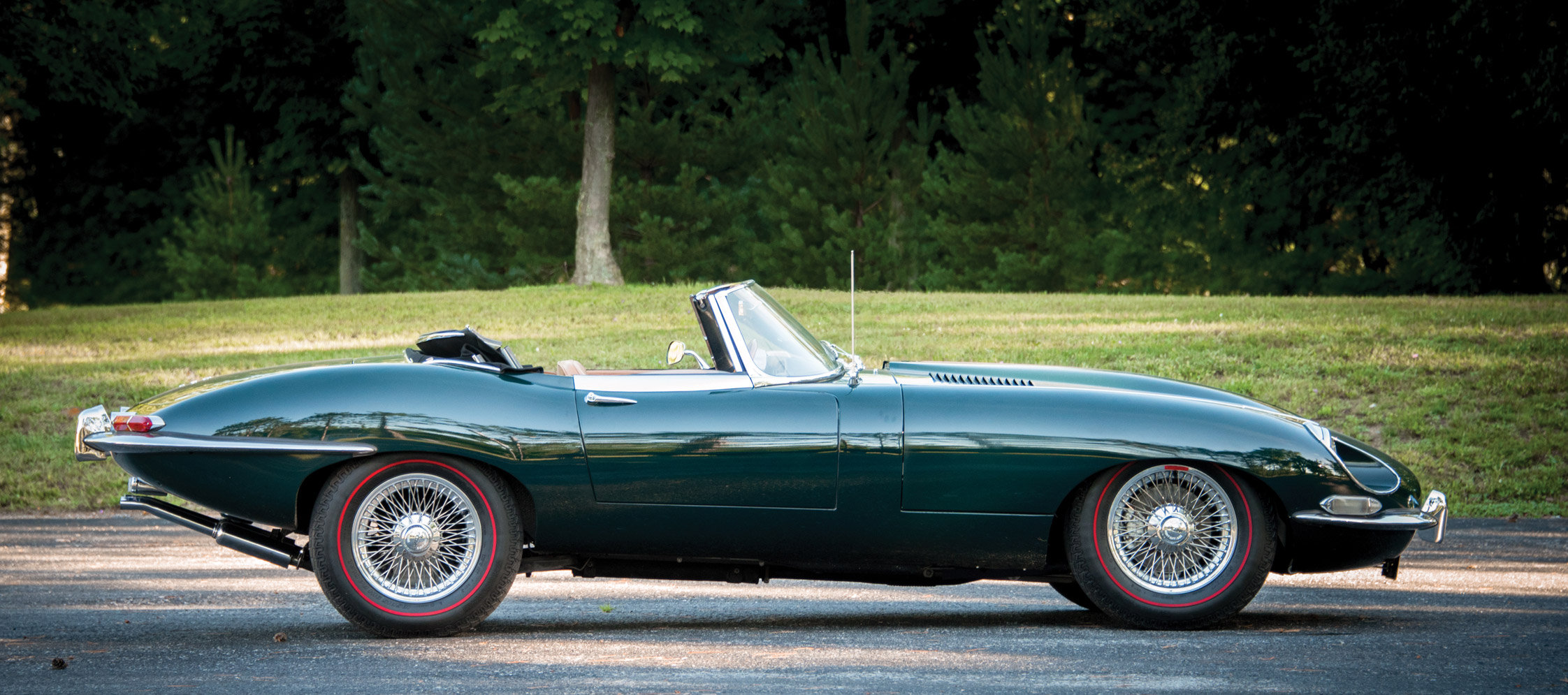 photo jaguar type e s rie 1 4 2l cabriolet 1968 m diatheque. Black Bedroom Furniture Sets. Home Design Ideas