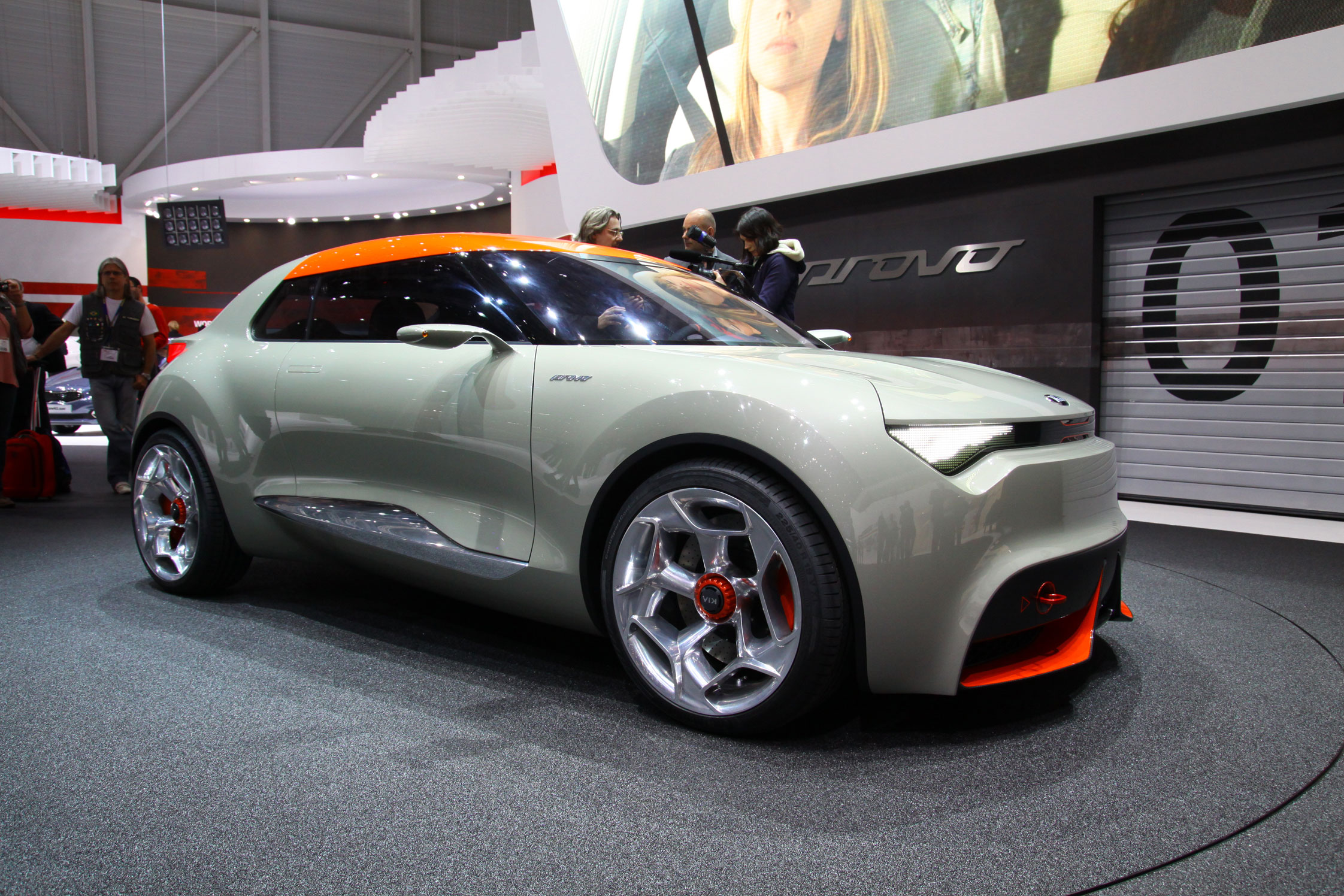 Download image Kia Provo Concept Car PC, Android, iPhone and iPad
