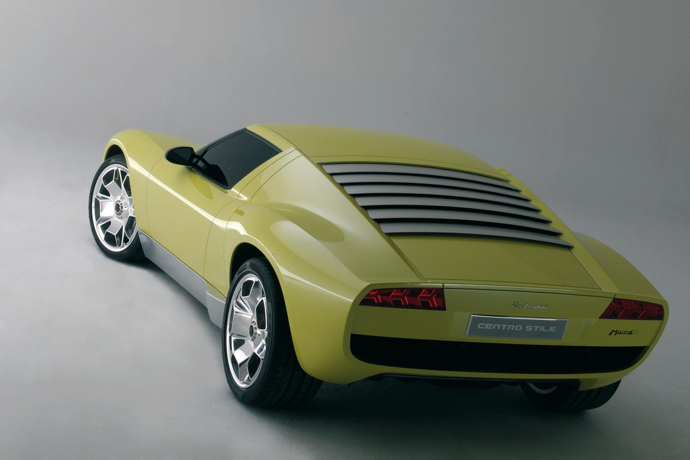 MIURA Concept concept-car