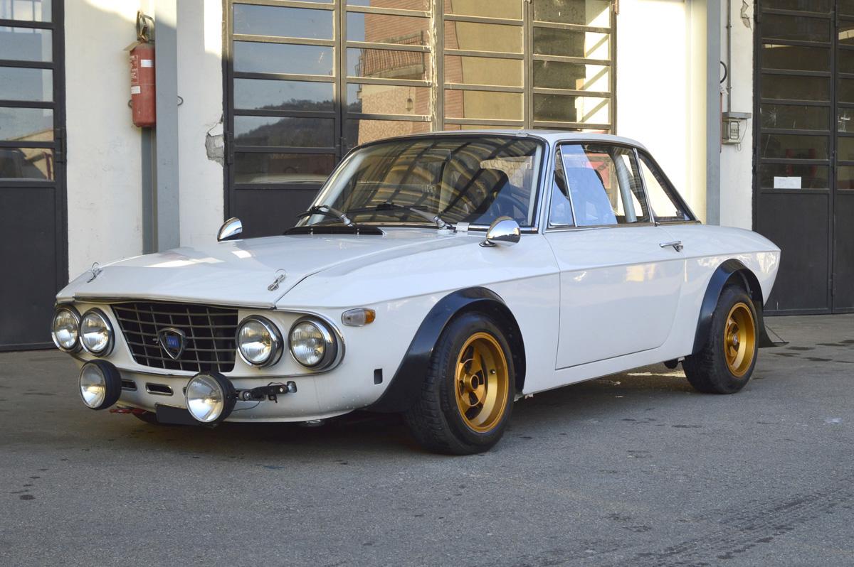 Photo Lancia Fulvia Rallye 1 3l Comp 233 Tition 1967