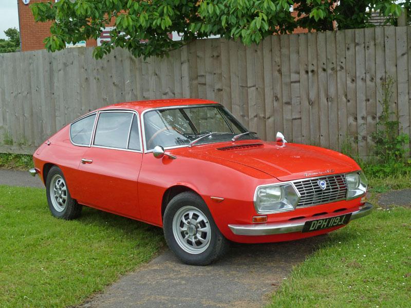 Photo Lancia Fulvia Sport Zagato 1 3l Coup 233 1970
