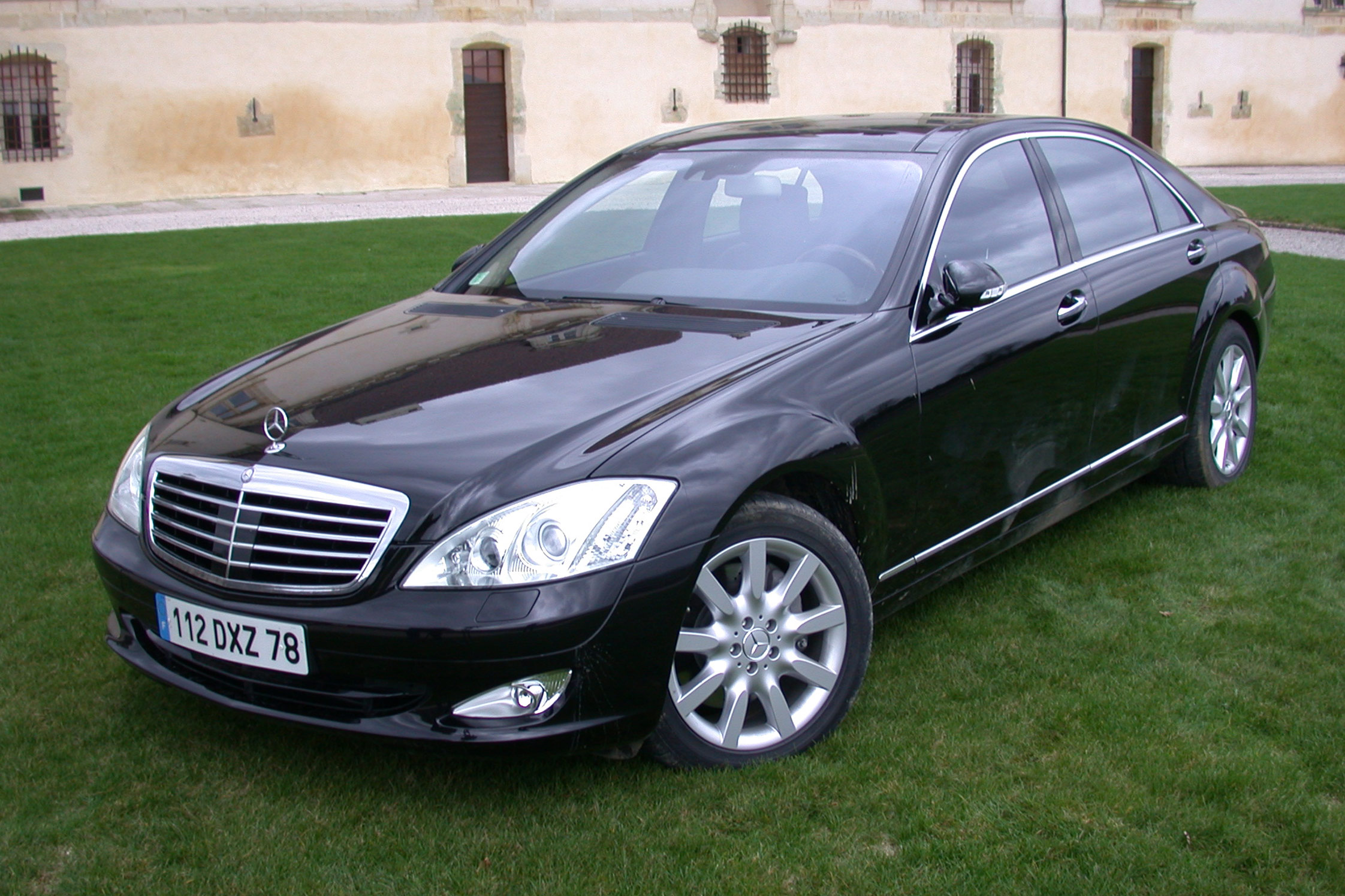 photo mercedes classe s w221 420 cdi berline 2007 m diatheque. Black Bedroom Furniture Sets. Home Design Ideas