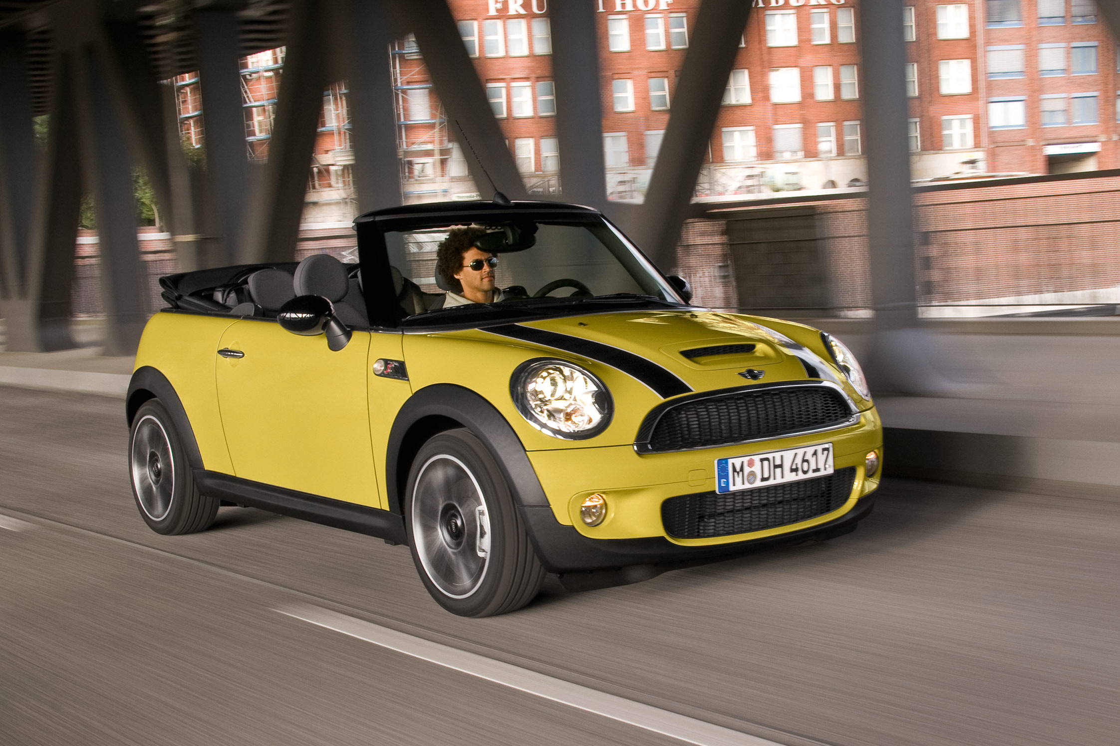 photo mini cabriolet r52 cooper s cabriolet 2008. Black Bedroom Furniture Sets. Home Design Ideas